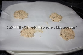 Microwave Cookies raw 1