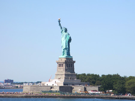 Things to do in New York: don't miss the Statue of Liberty