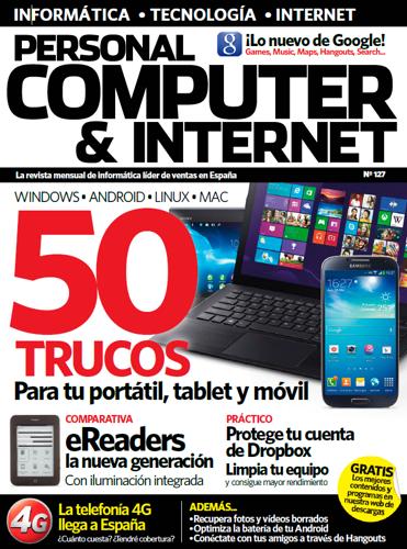 Revista Personal Computer & Internet Junio2013