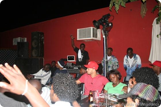 Quintal do Rap (1a Edição - Fotos) - Hip Hop Angolano (3)