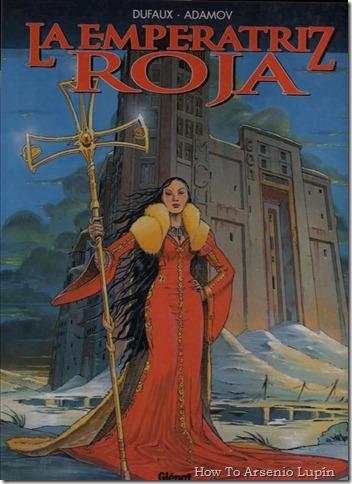 P00001 - La Emperatriz Roja  - La