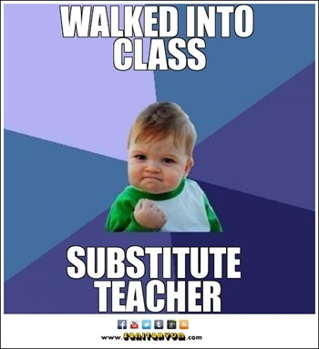 Substitute-Teacher
