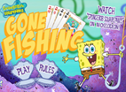 Jogos do Bob Esponja - Gone Fishing