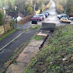 Midford Station After Vegetation Clearance. Photo by David Bailey (18 December 2011).  All Rights Reserved.