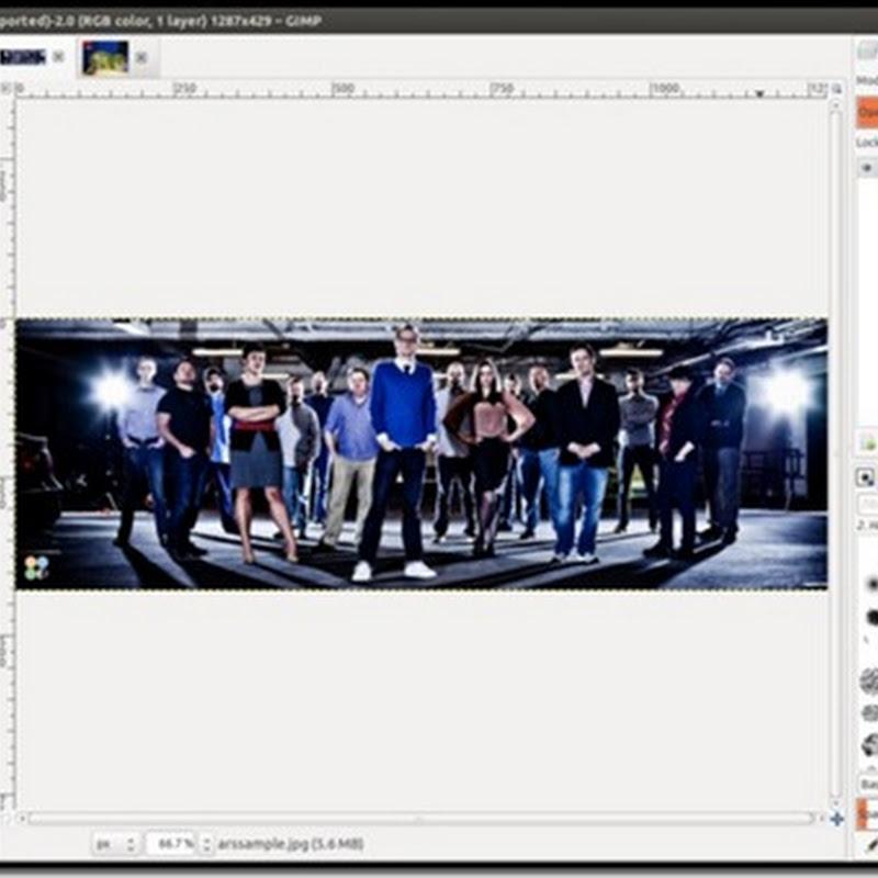 Gimp–altenatif pengolah gambar selain photoshop
