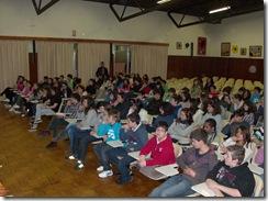 2012 abril- dia do libro e charla Gómez Cerd 035