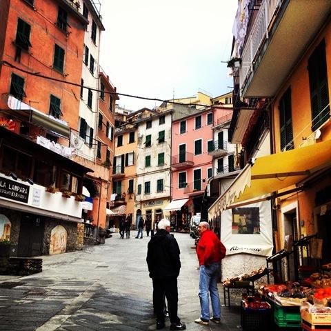 Riomaggiore, La Cinque Terre, La Spezia Province