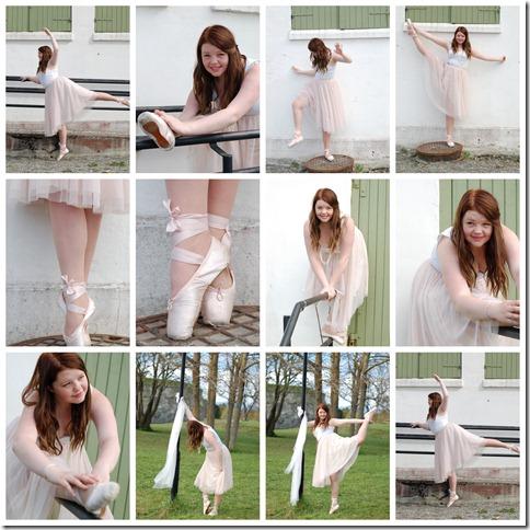 Kollasj ballett