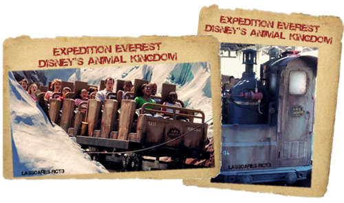 Coasterfreak90s Expedition Everest Car (lassoares-rct3) III