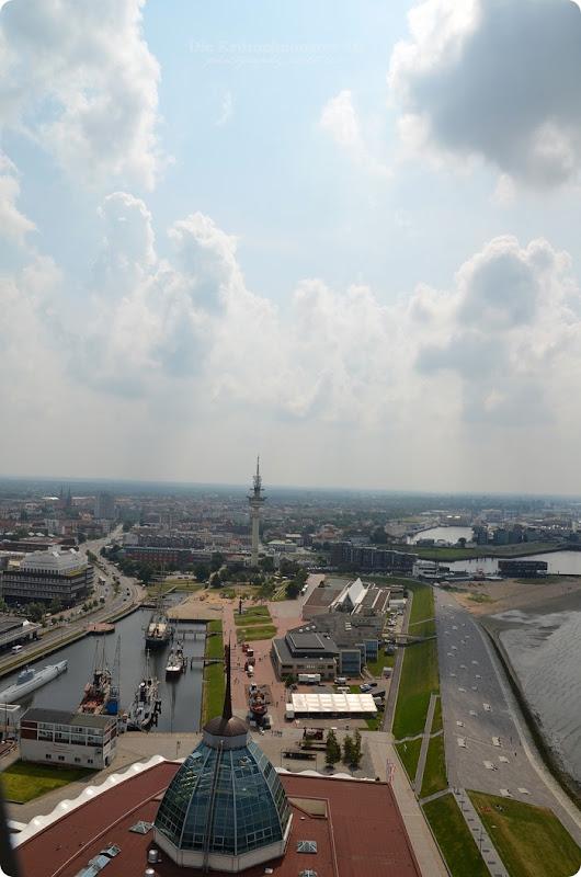 Wremen 29.07.14 Bremerhaven 74 Aussichtsplattform