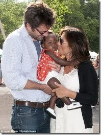 mariska hargitay adopted daughter amaya transracial adoption celebrities