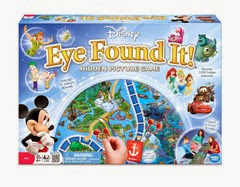 Disney Board game - eye found it