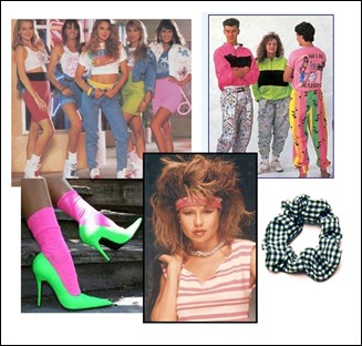 80s Fashion Accessories for women