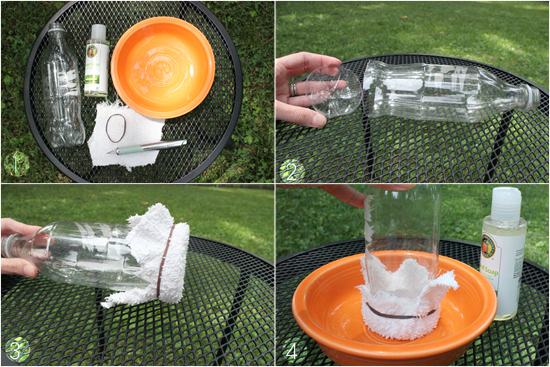 DIY Bubble Snake Maker