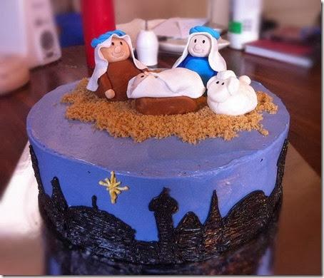 tartas navidad cosasparanavidad (10)