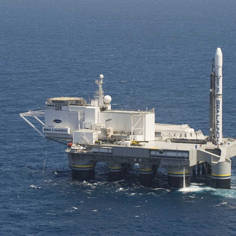 Sea Launch: Launching Satellites From the Ocean