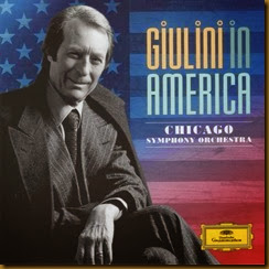 Giulini in America Chicago