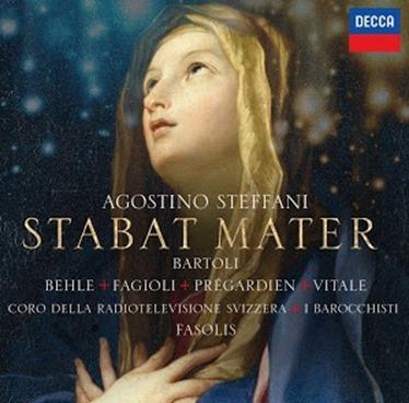 Agostino Steffani: STABAT MATER (DECCA B0018947-02)
