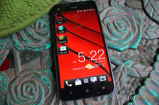 HTC Butterfly Philippines 2