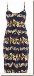 Oasis Tropical Floral Print Cami Dress