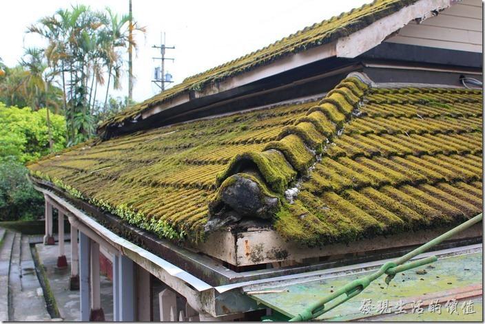 菁桐火車站木造式的建築仍然保有一股濃厚的日本風味,不論從哪個角度欣賞都有各自的趣味,這火車站是從日據時代一直保存傳下來的老建築,老式月台搭配著多軌鐵道,是復古鐵道迷必來的朝聖地之一。