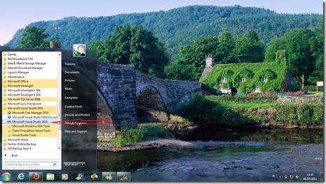 Cara Aktivasi Visual Studio 2010.7