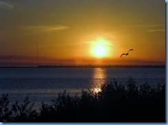 6370 Texas, South Padre Island - KOA Kampground - sunset