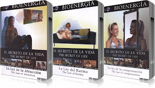 BIOENERGA, EL SECRETO DE LA VIDA [ Video DVD ] &#8211; Cmo es que la energa interacta a nivel fsico, emocional y espiritual