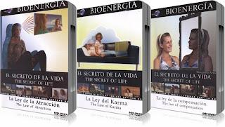 BIOENERGÍA, EL SECRETO DE LA VIDA [ Video DVD ] – Cómo es que la energía interactúa a nivel físico, emocional y espiritual