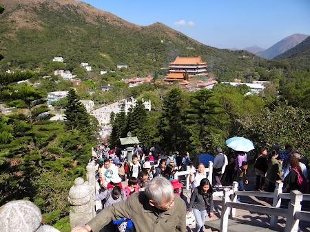 Imagini Lantau: Manastirea Po Lin
