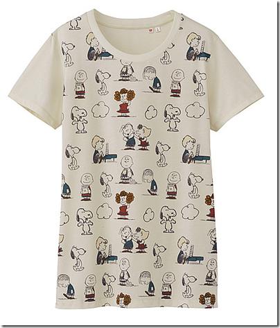 Uniqlo X Snoopy Tee - Woman 35