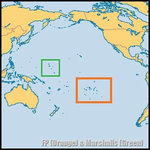 polynesia AND marshalls