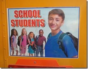 Multi-cultural School Students