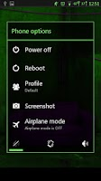 Screenshot of Arctic Green CM11 AOKP Theme
