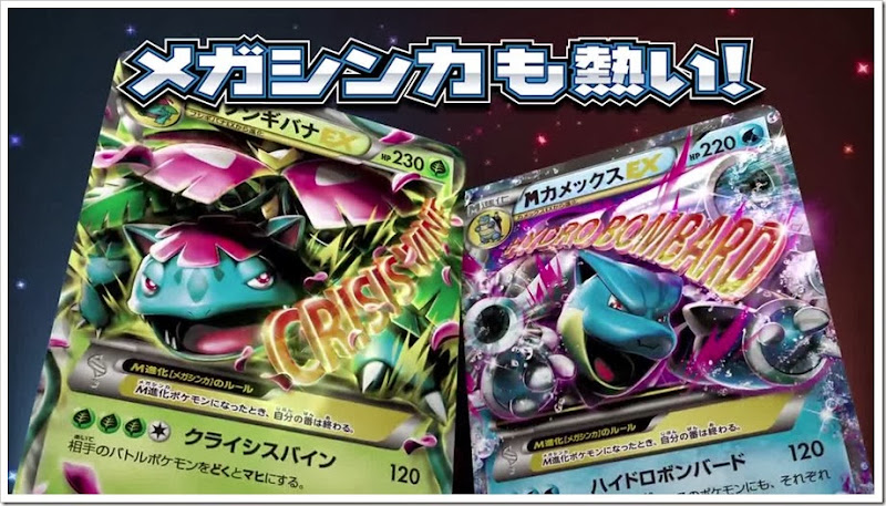 Pokemon Card Game Collection X-Y 09