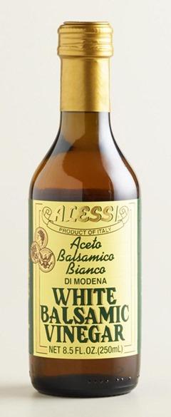 white balsamic vinegar[7]