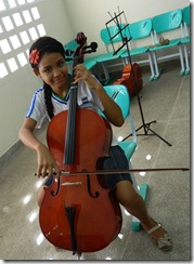 Aula violoncelo