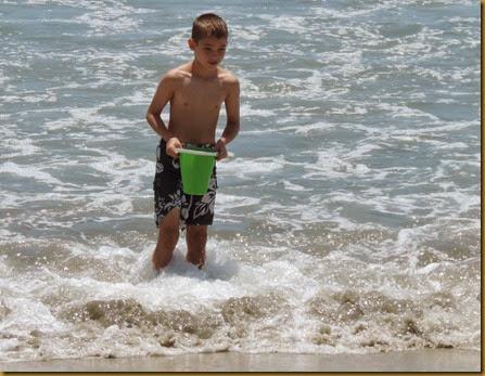 newport beach three boys