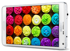 Samsung Galaxy Note 4 (klikkaa suuremmaksi)