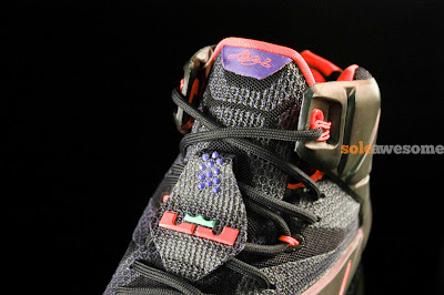 nike lebron 12 gr instinct 1 08 Preview of Upcoming Nike LeBron 12 Instinct (684593 583)