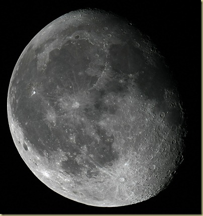 November 2012 Moon JPEG