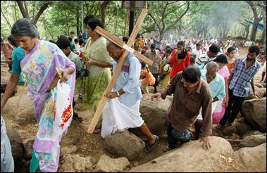 Malayatoor Pilgrims I