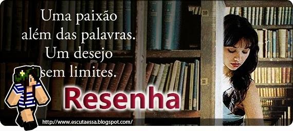 Banner Resenha - A Bibliotecária