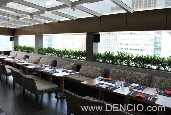 F Restaurant at F1 Hotel BGC 17