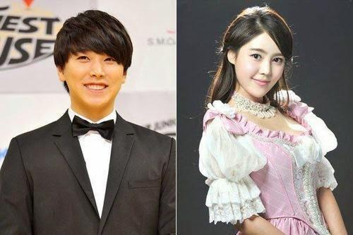 Kim Sa Eun And Sungmin Hookup