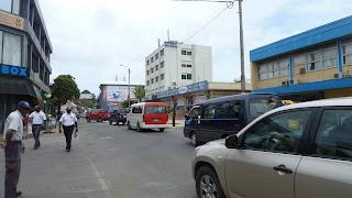 Port Vila, Efate.