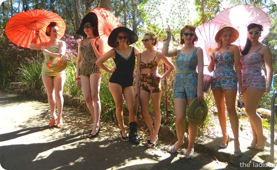 Fifties Fair Swimwear
