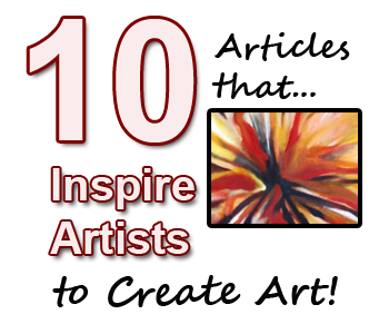 inspirational articles for artists
