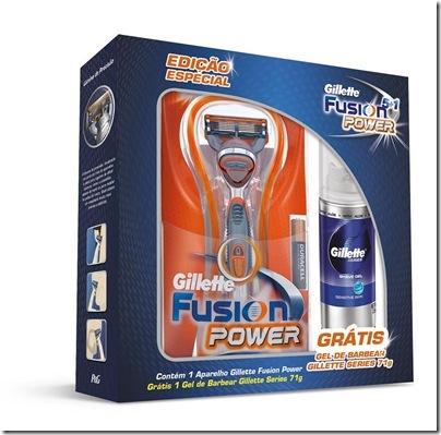 Euroart-Gillette Fusion Power