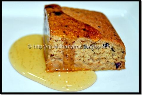 Applesauce Cake - IMG_5737